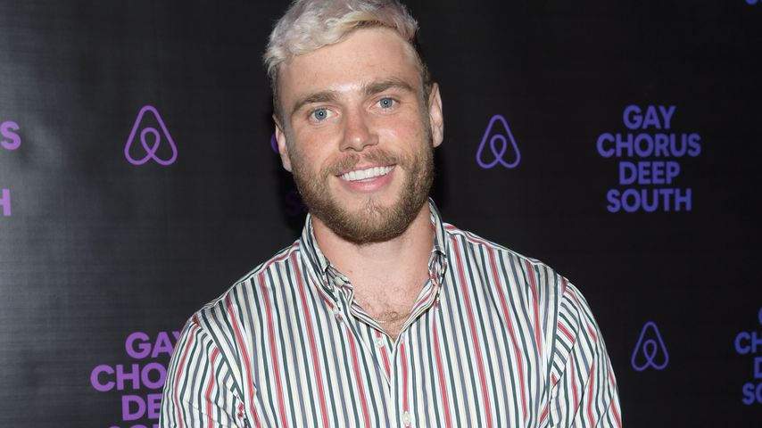 Gus Kenworthy im April 2019