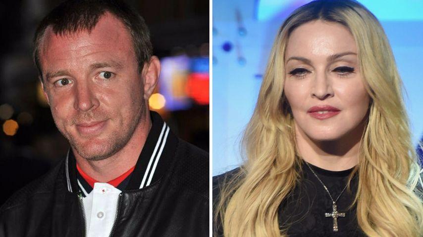 Für Sohn Rocco: Einigen sich Guy Ritchie & Madonna jetzt?