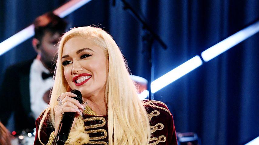Gwen Stefani bei einem Auftritt im November 2019
