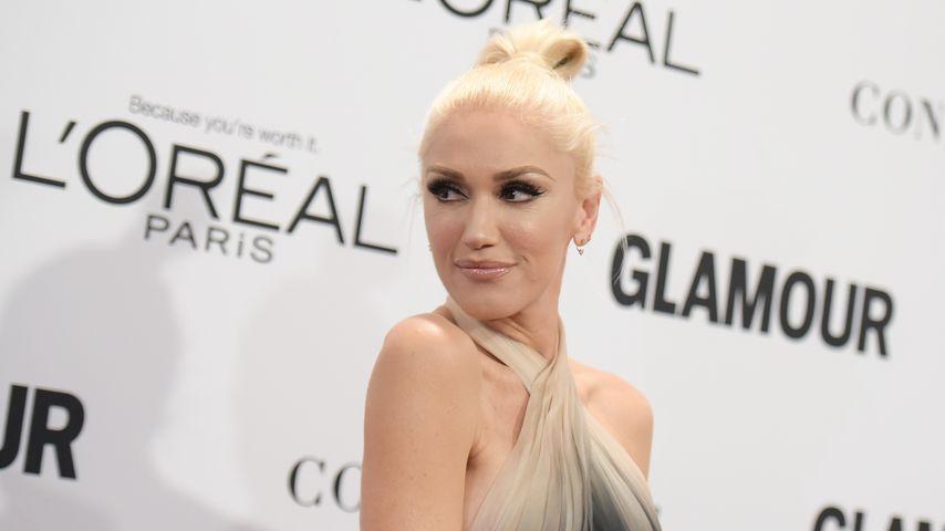 Gwen Stefani auf einer Preisverleihung