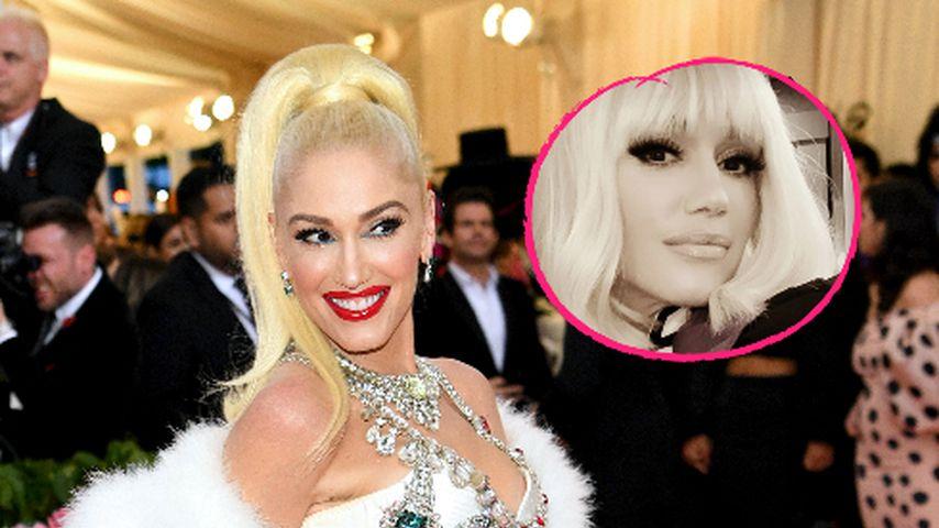 Styling-Wechsel: Trägt Gwen Stefani jetzt etwa einen Bob?