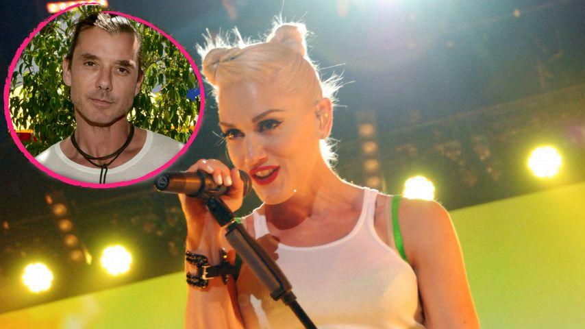 Neues Album: Gwen Stefani singt über Trennung von Ex Gavin!