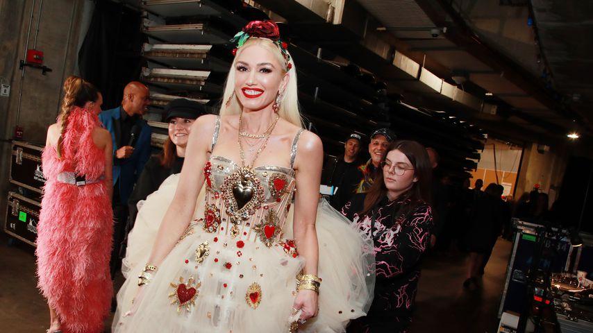 Gwen Stefani bei den Grammy Awards 2020