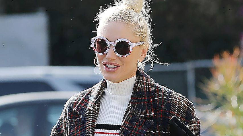 Gwen Stefani in Los Angeles
