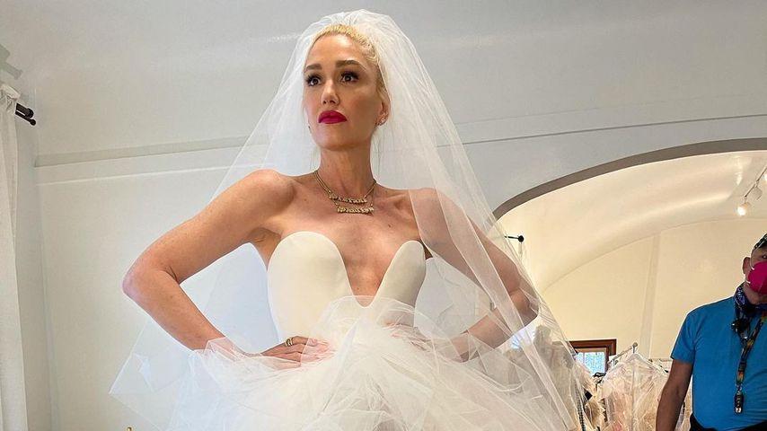 Gwen Stefani emotional: Hier suchte sie ihr Brautkleid aus