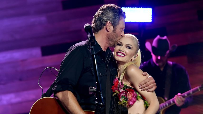 Spontan: Gwen Stefani und Blakes erstes Konzert als Ehepaar