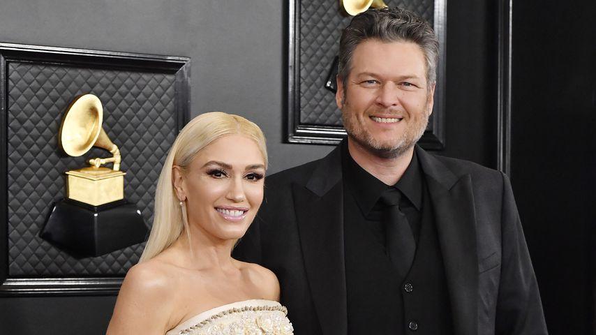 Ersatz-Papa: Gwen Stefani schwärmt von Blakes Vater-Qualität