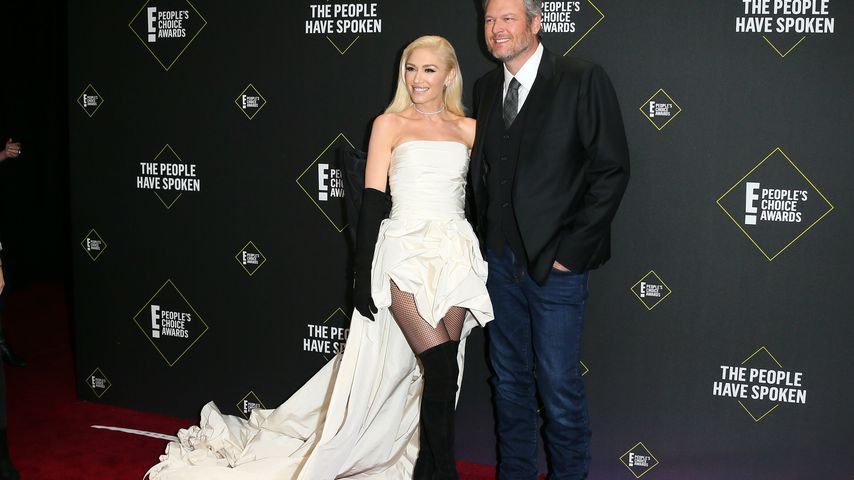 Gwen Stefani und Blake Shelton bei den People's Choice Awards 2019