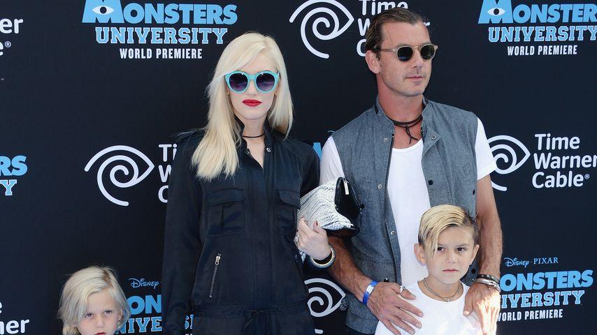Gwen Stefani betrogen: Gavin Rossdale ging mit Nanny fremd