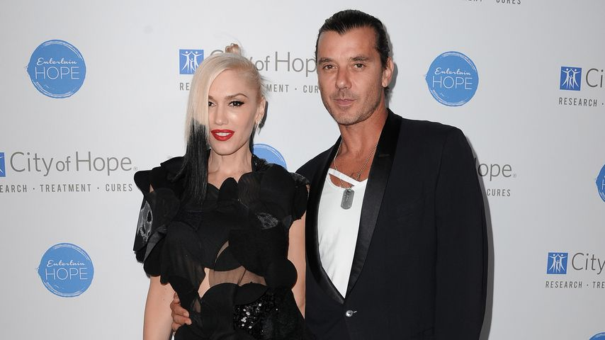 Gwen Stefani und Gavin Rossdale 2014