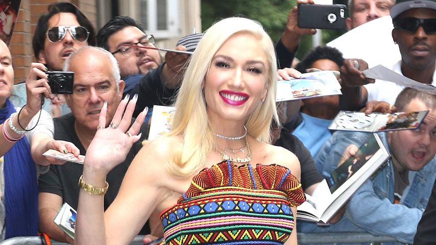 """""""Verrückt und surreal"""": Gwen Stefani wird Fashion Icon 2019!"""