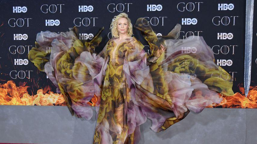 """Gwendoline Christie auf der Premiere der 8. """"Game of Thrones""""-Staffel in New York"""