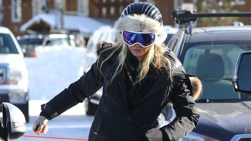 Gwyneth Paltrow in Aspen