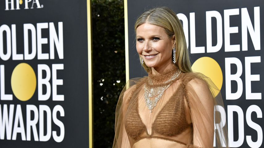 Gwyneth Paltrow bei den Golden Globes 2020