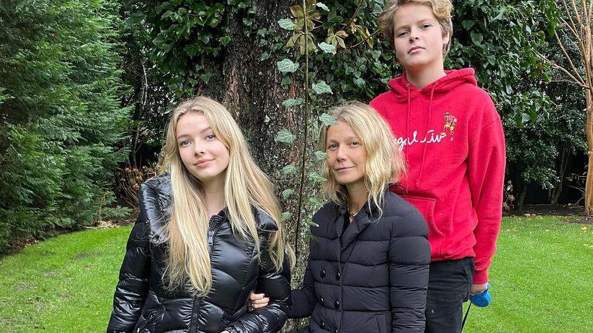 Wow! Gwyneth Paltrows Kinder werden langsam erwachsen
