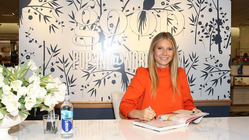 Gwyneth Paltrow, Schauspielerin und Kochbuch-Autorin