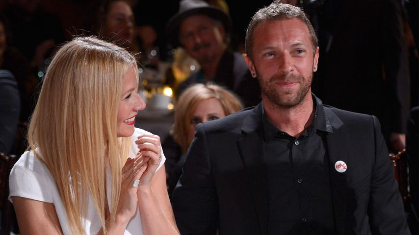 Kurios! Gwyneth Paltrow & Chris Martin leben wieder zusammen
