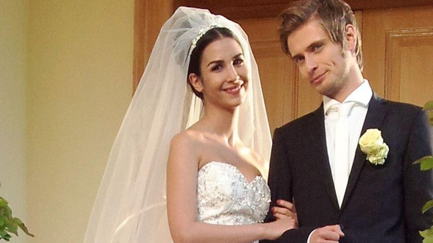 GZSZ-Hochzeit: Die Fakten zur TV-Trauung