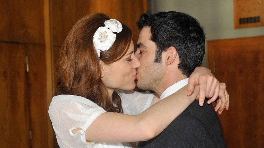 GZSZ: Endlich wird geheiratet