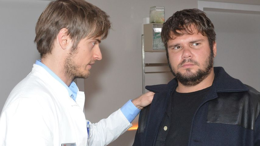 """Schlager vs. GZSZ: Steigt """"Dr. Philip Höfer"""" aus?"""