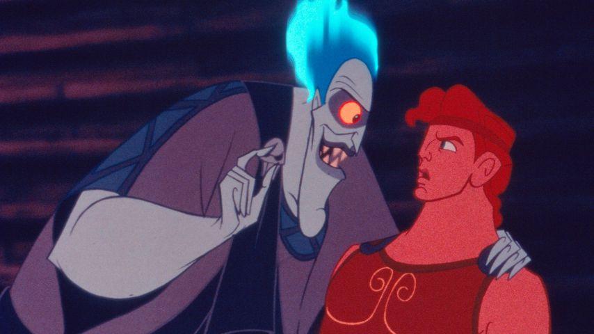 """Hades und Herkules im Disneyfilm """"Herkules"""""""