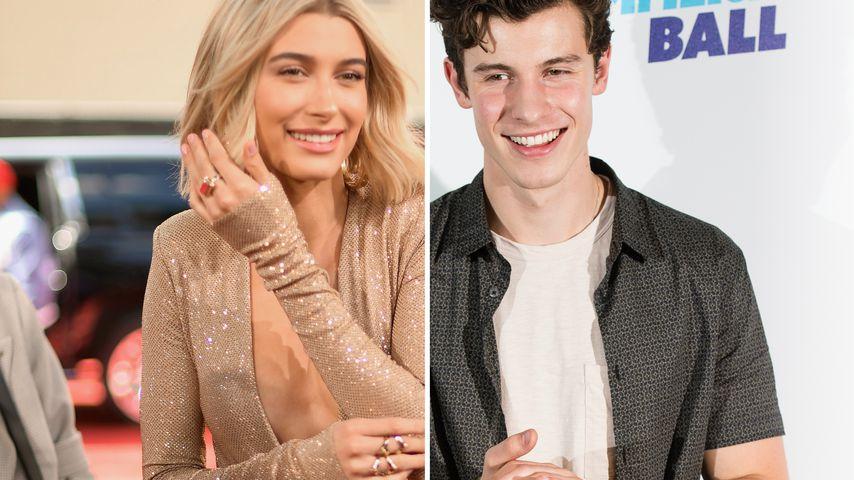 Nach Haileys Verlobung: Ex Shawn Mendes fällt von der Bühne!