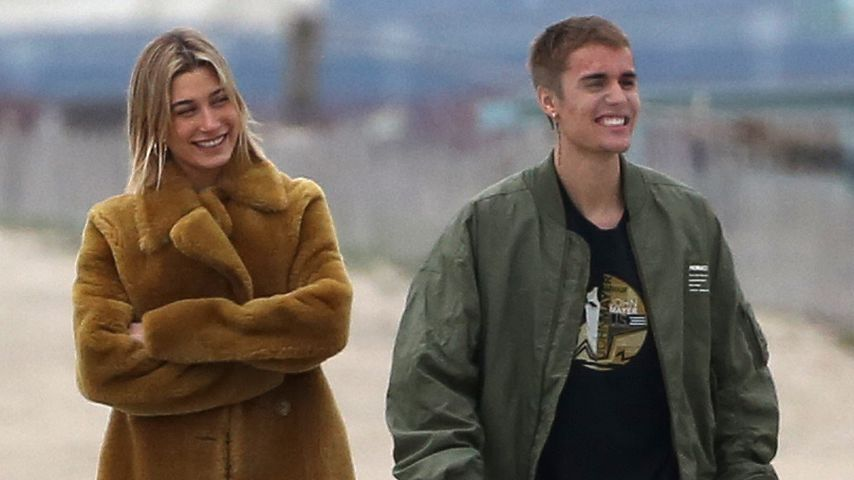Bekommen Justin & Hailey Bieber wirklich schon bald Babys?