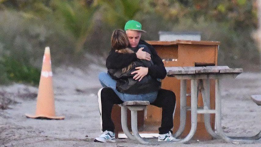 Hailey und Justin Bieber, Miami Beach 2019