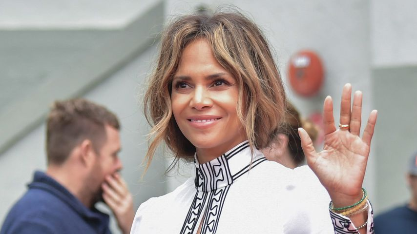 Halle Berry in Hollywood