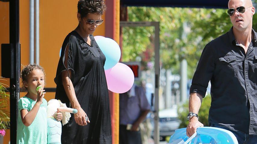 Erwischt: Bekommt Halle Berry einen Jungen?