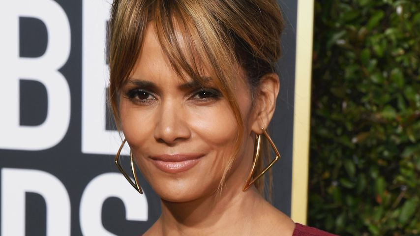 Schauspielerin Halle Berry bei den Golden Globe Awards 2019