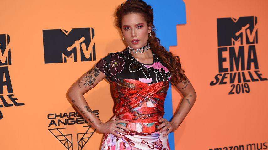 Halsey bei den MTV EMAs 2019