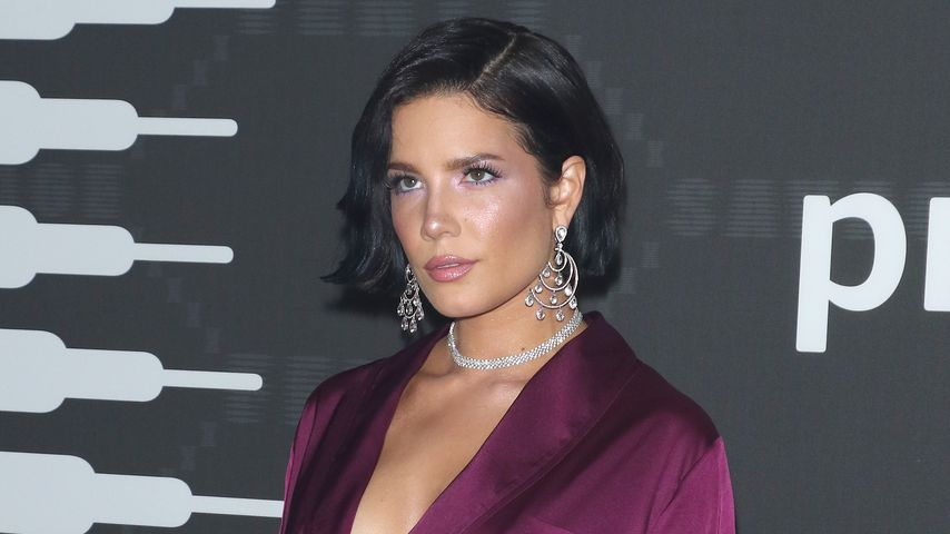 Halsey bei der New York Fashion Week, September 2019