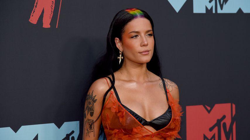 Halsey bei den MTV Video Music Awards