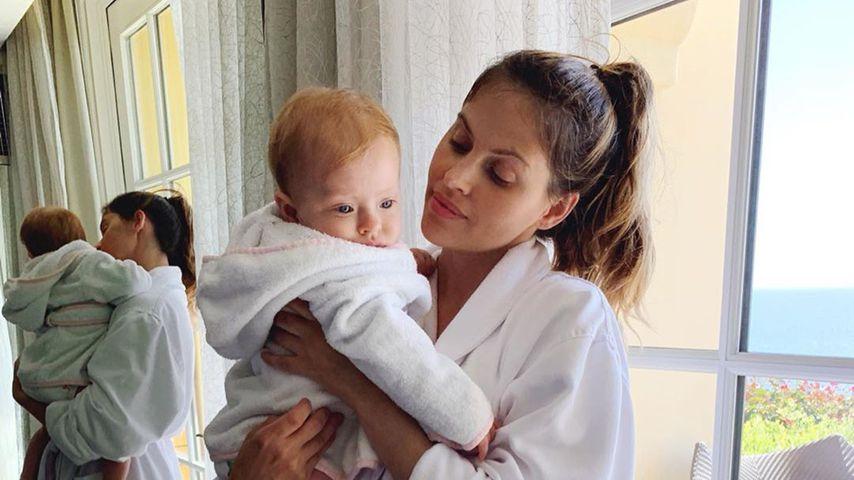 Pause nach Geburt: Hana Nitsche hatte mentale Probleme!