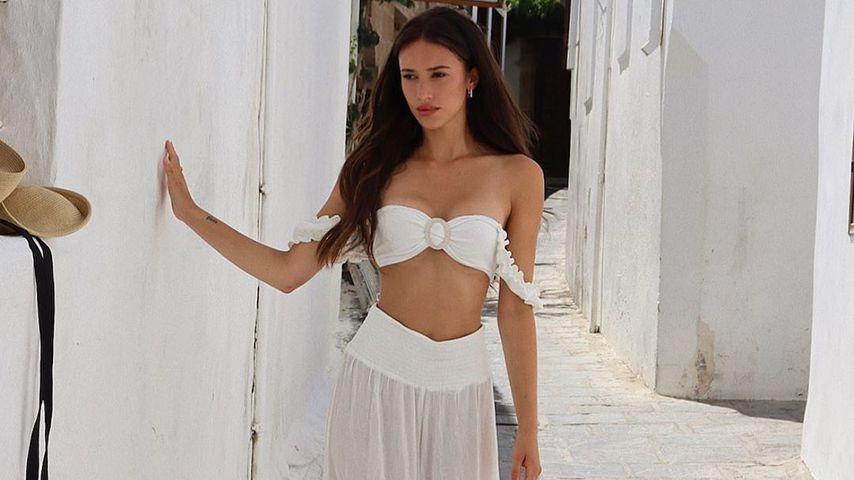 Hanna Schlönvoigt in Griechenland
