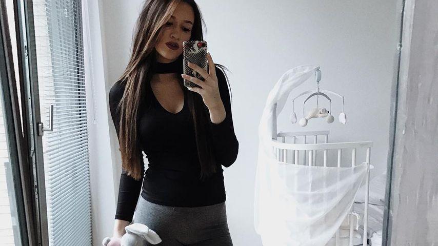 7 Tage nach Geburt: Hanna Weig zeigt After-Baby-Body!
