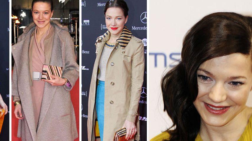 Toller Style: Fashion-Lob für Hannah Herzsprung