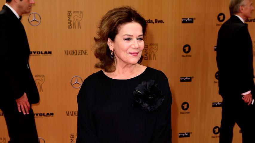 Hannelore Elsner im November 2012