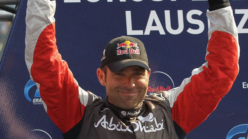 Hannes Arch beim Red Bull Air Race World Championsship