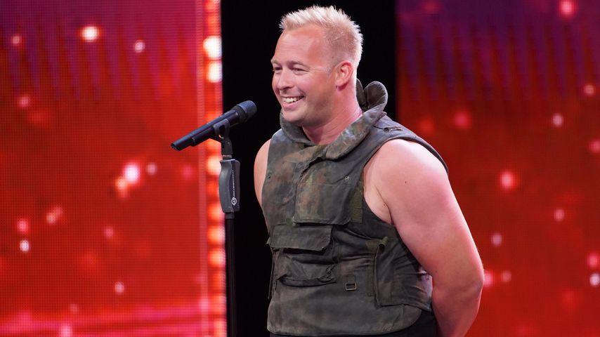 Supertalent-Finalist von 2009 nach Horrorunfall wieder dabei