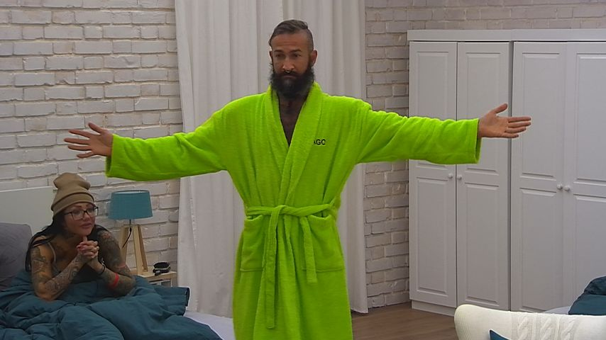 """Big Brother"": Atchi warnt neue Bewohner vor Hans-Christian"
