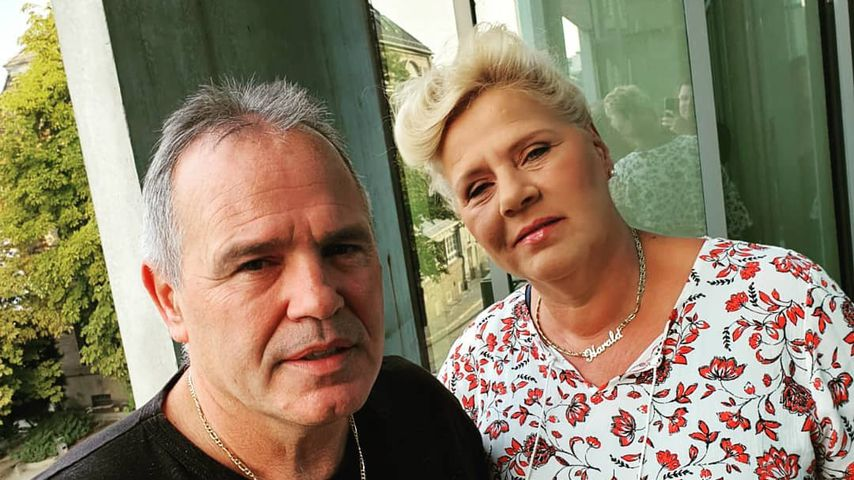 Harald Elsenbast mit Silvia Wollny