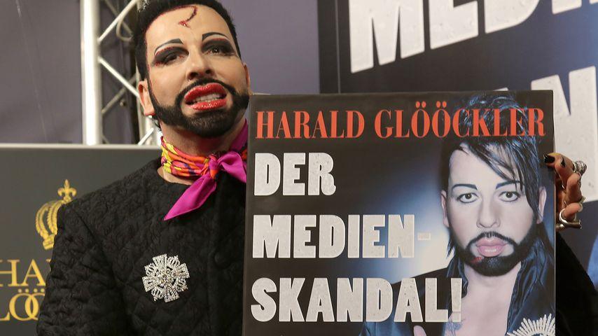 """Harald Glööckler: """"Mehr Pain als Champagne!"""""""