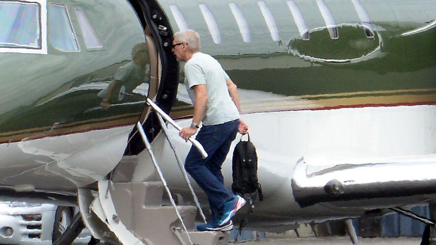 Harrison Ford mit seinem Privat-Jet