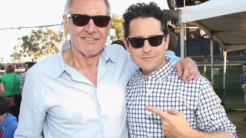 """Wegen Harrison Ford: """"Star Wars""""-Regisseur brach sich Rücken"""