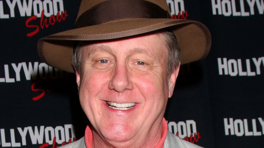 Harry Anderson in Hollywood 2010