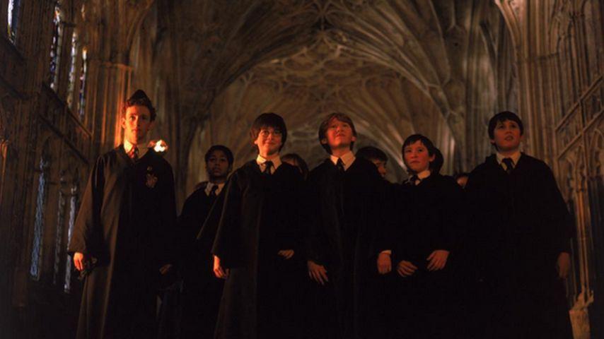 Weihnachtsessen: Magische Hallen von Hogwarts laden ein