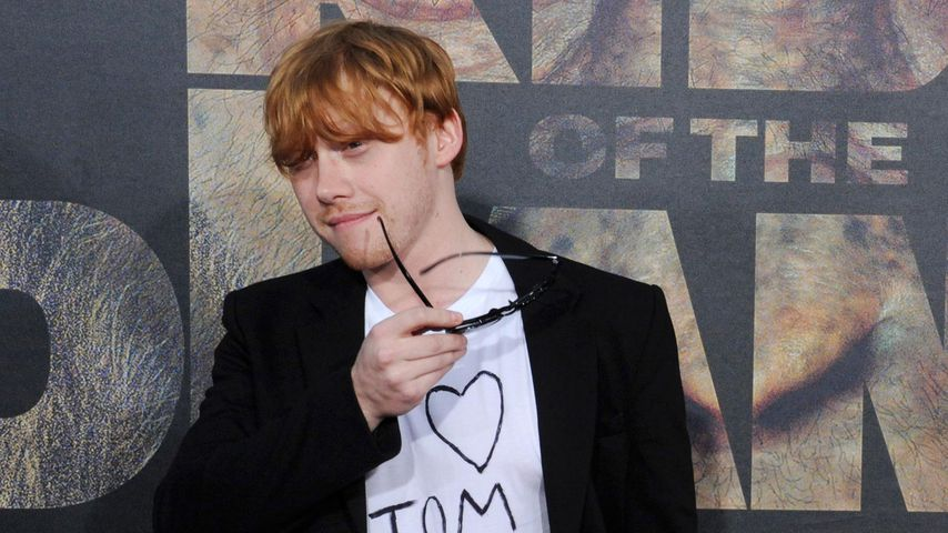 """Harry Potter""-Star Rupert Grint"