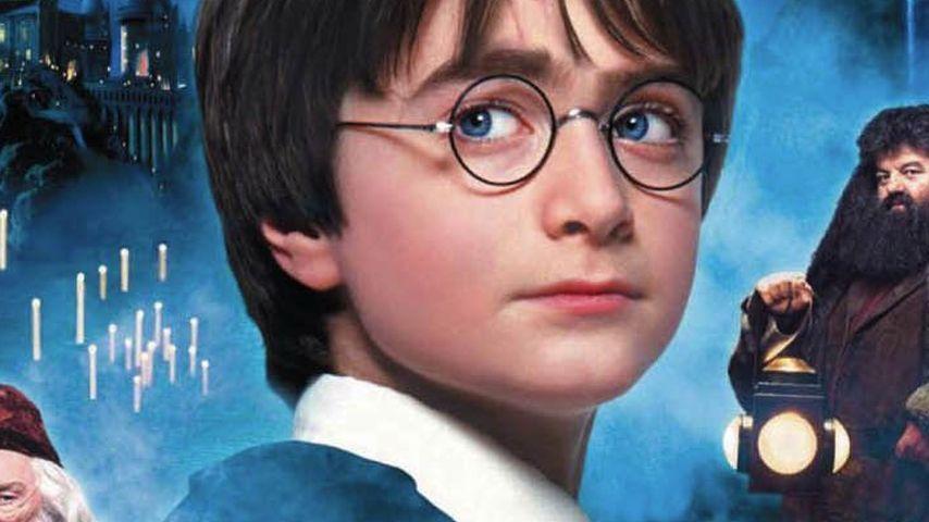 """Filmplakat """"Harry Potter und der Stein der Weisen"""""""